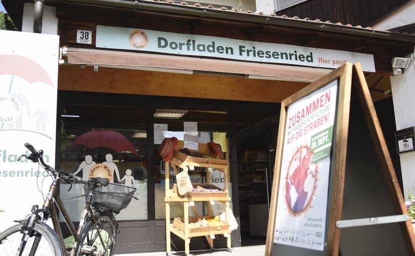AI139: Dorfentwicklung, wie sie sein soll: in Friesenried