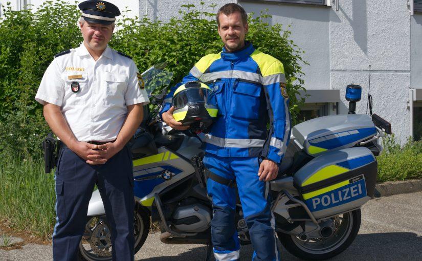 AI149 Motorradkontrollen durch die Polizei, Geschwindigkeitsbeschränkungen: Warum ist das nötig?