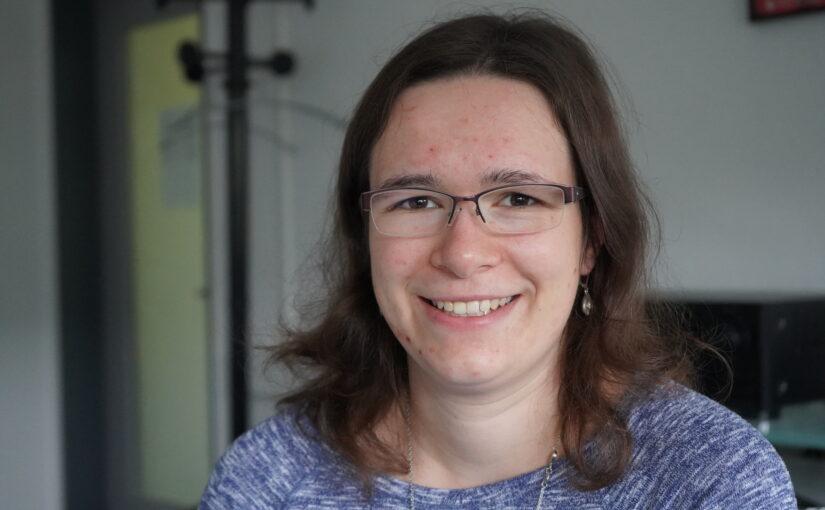 AI155: Wie Stefanie Srp (24) ihre Magersucht überwunden hat