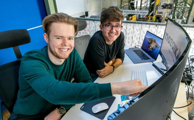 Allgäuer Berufsoffensive: Junge StartUp-Unternehmer berichten