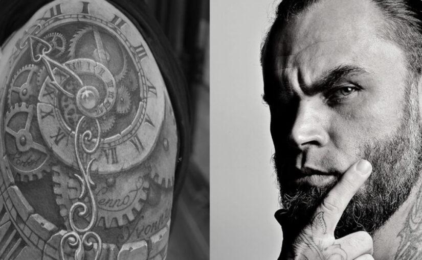 """AI165 Tattoo-Künstler im Corona-Lockdown: """"Ich wünsche mir mehr Diskurs!"""""""