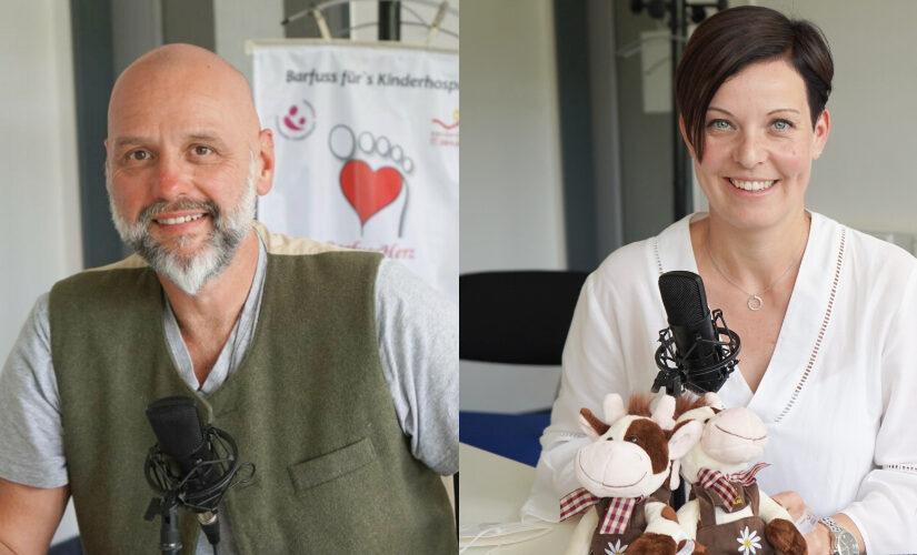 Podcast: Kinderhospiz St. Nikolaus – auch ein Ort der Freude