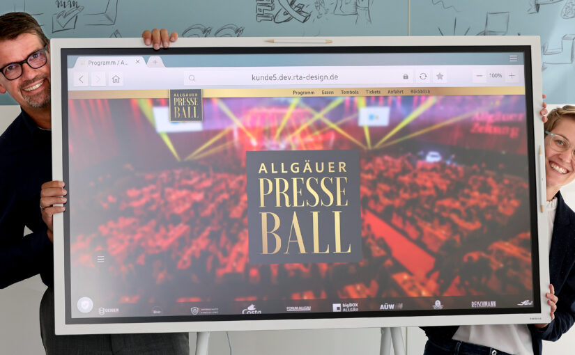 Podcast zum Allgäuer Presseball 2022: Das gesellschaftliche Highlight